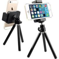 Tripod állvány iPhone iPod készülékekhez