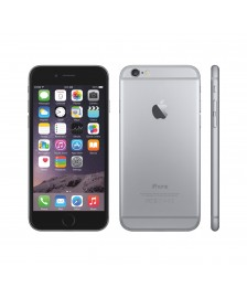 Apple iPhone 6 fekete, 128GB, Kártyafüggetlen