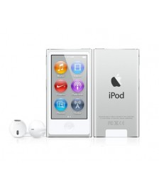 Apple iPod nano 7G, ezüst 16GB