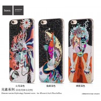 Hoco element series Mythology iPhone 6/6S szilikon tok