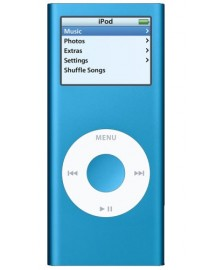 Apple iPod nano 2G, kék 4GB
