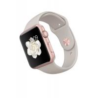 Apple Watch Sport 42mm rosegold-bézs (BUDAÖRS)