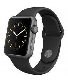 Apple Watch Sport, fekete, S0, 42mm