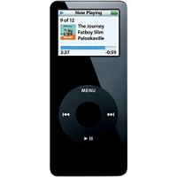 Apple iPod nano 1G, fekete 4GB