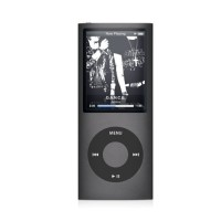 Apple iPod nano 4G, fekete 8GB