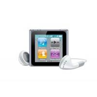 Apple iPod nano 6G, fekete 8GB