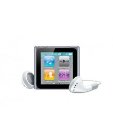 Apple iPod nano 6G, fekete 8GB