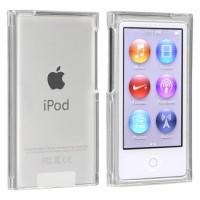 iPod nano 7G átlátszó szilikon tok