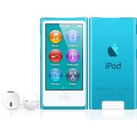 Apple iPod nano 7G, kék 16GB