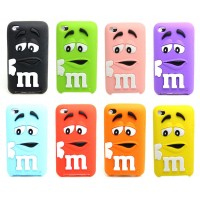 iPod touch 4G M&M tok
