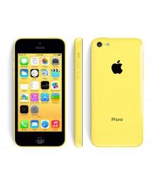 Apple iPhone 5C sárga, 8GB, Kártyafüggetlen