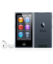 Apple iPod nano 7G, fekete 16GB