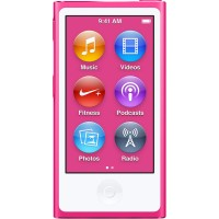 Apple iPod nano 7G, pink 16GB