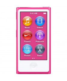 Apple iPod nano 7G, pink 16GB
