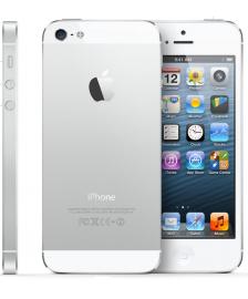 Apple iPhone 5 fehér, 16GB, Kártyafüggetlen