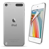 iPod touch 5G kristálytiszta átlátszó kemény tok