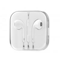 Apple Earpods fülhallgató - távvezérlővel és mikrofonnal (JACK csatlakozós)
