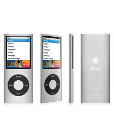 Apple iPod nano 4G, ezüst 4GB