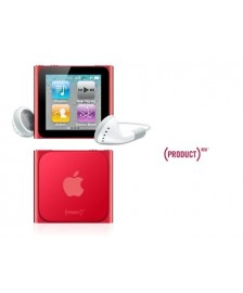 Apple iPod nano 6G, piros 8GB