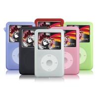 Szilikon tok iPod Classic készülékekhez